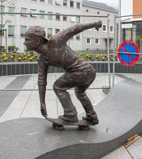 Arne Meland: Skateren